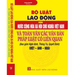 Luật lao động tiếng Hoa 2017