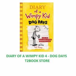 Diary of a wimpy kid 4 - Dog days - Jeff Kinney