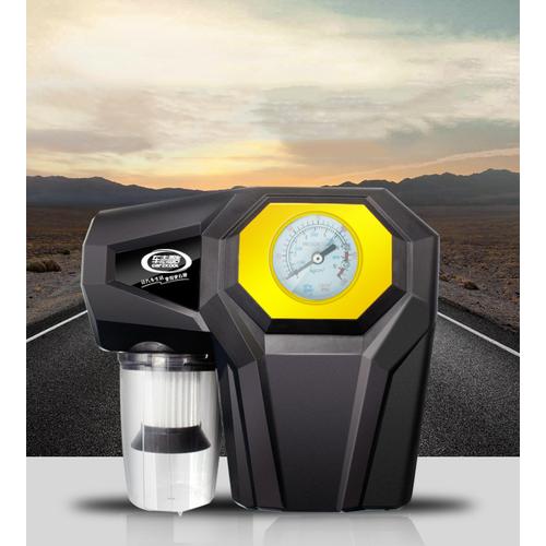 Bơm lốp ô tô và hộ gia đình kiêm máy hút bụi nguồn 12V