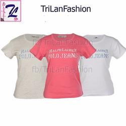 Áo Thun Nữ Tri Lan size S M L XL