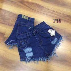 Quần short jean size s,m,l - A28977