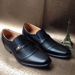 Giày tây cao cấp da bò loại 1 thiết kế chuẩn form châu á
