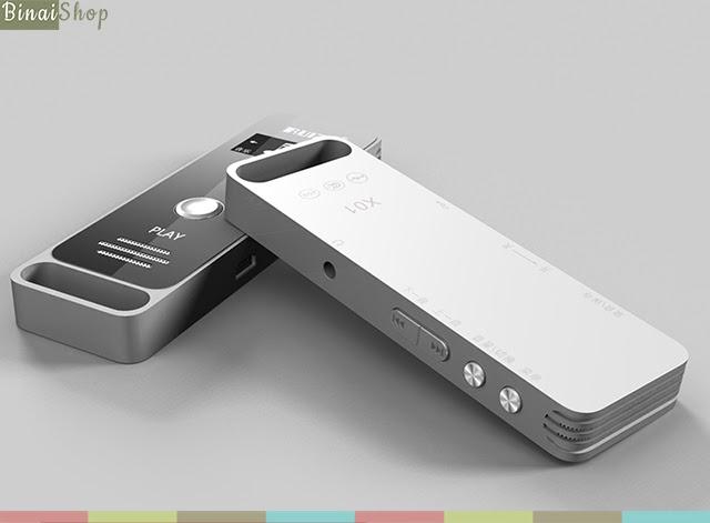 Máy ghi âm HD Recorder Ruizu X01 1