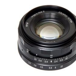 Ống kính Meike 50mm F2.0 cho Sony E mount