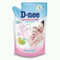 Nước rửa bình sữa Dnee 600ml