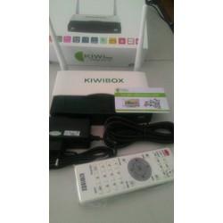 Tivi Box Kiwi S1 + Bảo Hành chính Hãng Toàn Quốc