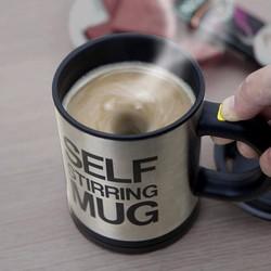 Cốc tự khuấy cafe thông minh