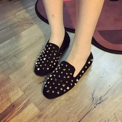 giày slipon da nộn