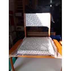 Ghế ngổi kiểu Nhật, ghế không chân, ghế bệch
