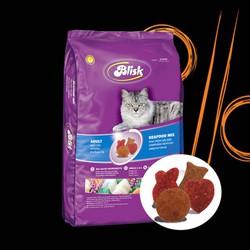 Thức ăn khô cho Mèo Blisk túi 500g