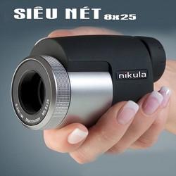 Ống Nhòm 1 Mắt Nikula 8x25 Cao Cấp
