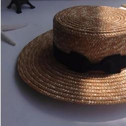 Mũ nón cói rơm vành rộng-VSN00108