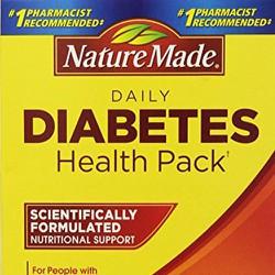 DIABETES thực phẩm chức năng cho người tiểu đường Mỹ