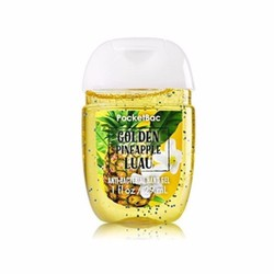 Gel Rửa Tay Khô Bath Body Works Golden Pineapple Luau Hand Gel 29ml