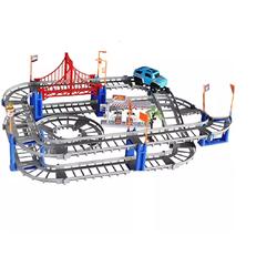 Bộ đồ chơi lắp ghép đường ray cho Ô Tô