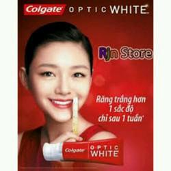 Kem đánh răng Colgate Optic White 178gr