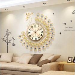 Đồng hồ trang trí phòng khách