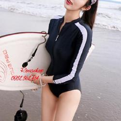 Bikini Một Mảnh Tay Dài Rosabkn04