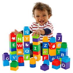 đồ chơi Fisher-Price  Alphabet Blocks
