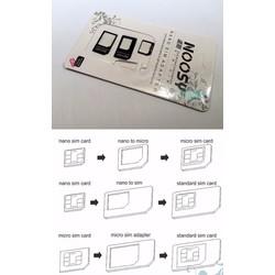 chuyển đổi  Nano Sim Adapter