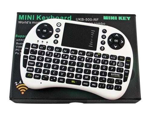 Bộ Android Tivi Box và Bàn Phím Kiêm Chuột Wireless 4