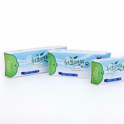 Combo 3 sản phẩm băng vệ sinh thảo dược HerbDaily