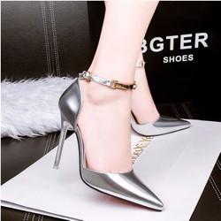 Giày cao gót kiểu dáng mới - LN1061