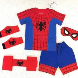 Bộ người nhện, siêu nhân