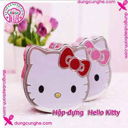Hộp đựng  Hello Kitty size trung