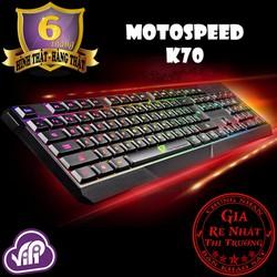 BÀN PHÍM CHUYÊN GAME MOTOSPEED K70 CAO CẤP