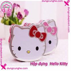 Hộp đựng  Hello Kitty size lớn