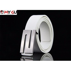 Thắt lưng thời trang phong cách TL07 - Màu trắng