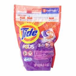Viên giặt Tide Pods 3in1 - Spring Meadow, 38 viên