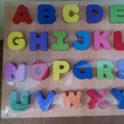 Bảng ghép chữ nổi