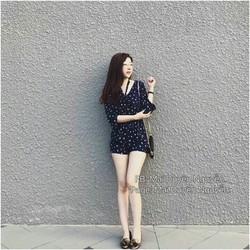 HÀNG CAO CẤP LOẠI I - JUMPSUIT NỮ XINH