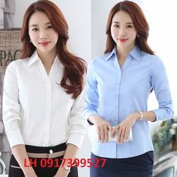 Áo sơ mi nữ công sở thời trang Hàn Quốc mới R162149