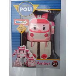 Đồ chơi Poli Robocar Ambulance Amber