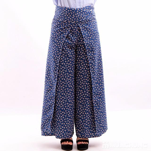 Quần váy chống nắng - Váy chống nắng dạng quần 1