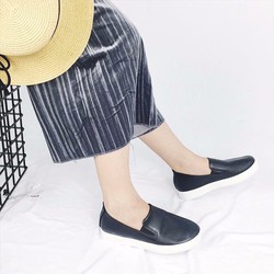giày slipon da vân 1761