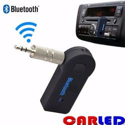 Car Bluetooth dùng cổng AUX 3-5mm trên xe ô tô