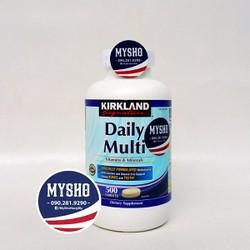 Daily Multi - Viên uống bổ sung vitamin