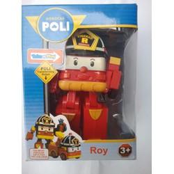 Đồ chơi Poli Robocar Fire Roy