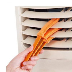 Dụng cụ vệ sinh máy lạnh tiện dụng