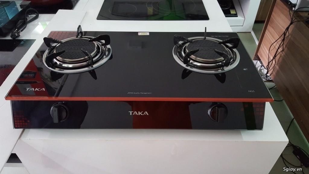 Bếp gas dương hồng ngoại Taka HG5