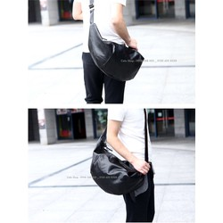 Túi đeo chéo da PU sang chãnh