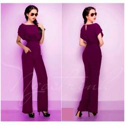 Jumpsuit Ngọc Trinh quần dài cánh dơi thời trang cSS221