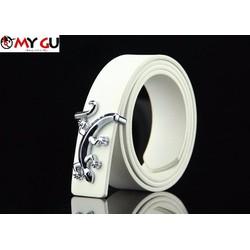 Thắt lưng thời trang phong cách TL11 - Màu trắng