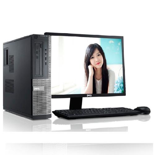 Bộ máy tính để bàn Dell OPTIPLEX 790 Sff, E02M19, CPU Core i3-2100, Ram 4GB, HDD 500GB, DVD, Màn hình Dell 19 Monitor 18.5 inch, hàng nhập khẩu, bảo hành 24 tháng, tặng USB Wifi, Chuột, Phím. - 4168833 , 4977833 , 15_4977833 , 6290000 , Bo-may-tinh-de-ban-Dell-OPTIPLEX-790-Sff-E02M19-CPU-Core-i3-2100-Ram-4GB-HDD-500GB-DVD-Man-hinh-Dell-19-Monitor-18.5-inch-hang-nhap-khau-bao-hanh-24-thang-tang-USB-Wifi-Chuot-Phim.-15_4977833 , sendo.vn , Bộ