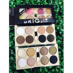 Phấn mắt makeup Caiku Bright 8 Color