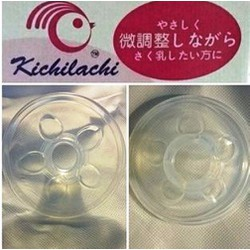 Phễu matxa silicone cho máy hút sữa tay Kichilachi Nhật